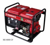 Gerador - Branco - Diesel - 3.3 KVA - Partida manual/elétrica