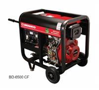 Gerador - Branco - Diesel - 5.5 KVA CF - Partida manual/elétrica