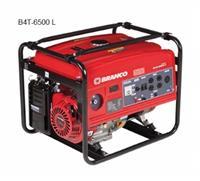 Gerador - Branco - 5.5 KVA - Gasolina - Partida manual/elétrica