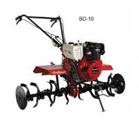 Motocultivador - BD-10 CV - Branco - Tratorito - Diesel - Partida manual/elétrica
