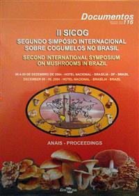 Livro SICOG - Segundo Simpósio Internacional sobre Cogumelos no Brasil