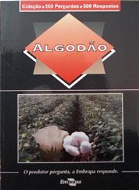 Livro Coleção 500 Perguntas 500 Respostas: Algodão - 1ª Edição
