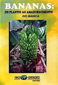 Livro Banana - do Plantio ao Amadurecimento