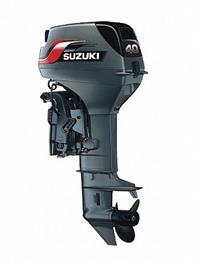 Motor de Popa Suzuki DT 40-WRS Part. elétrica
