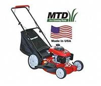 Cortador de Grama Gasolina 542-Q MTD 5,5 HP