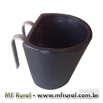 Balde Pendular - Abecel - 10 litros