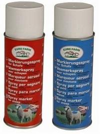 Tinta marcadora Spray 500ml - Pacote 12 unidades