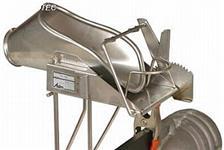 Posicionador de suínos 2-9 GG para castração modelo horizontal