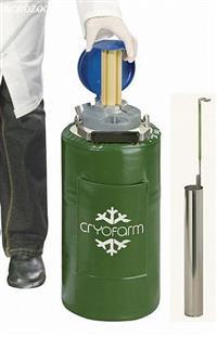 Botijão Cryofarm YDH-3 - Dry Shipper