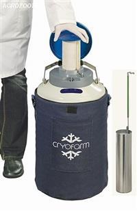 Botijão Cryofarm YDH-8 - Dry Shipper