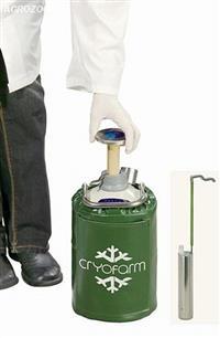 Botijão Cryofarm YDS-1 - Andar único