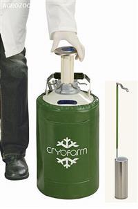 Botijão Cryofarm YDS-3- Andar único