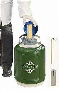 Botijão Cryofarm YDS-6 - Andar único