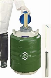 Botijão Cryofarm YDS-10A