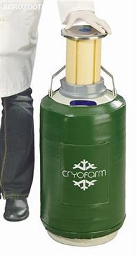 Botijão Cryofarm YDS-13-125 - Sem canecas