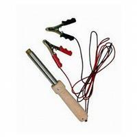 Mochador a bateria cabo de madeira