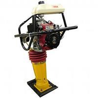 Compactador de solo - Gasolina - Tipo sapo - Motor Honda GX120 - 4 tempos - NCSH70