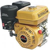 Motor Buffalo BFG 6.5 CV / BFGE 6.5 CV - Gasolina / Opção de Part. elétrica e embreagem