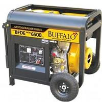 Gerador Buffalo BFDE 6500-M - Diesel/Part.Elétrica Mono ou Trifásico