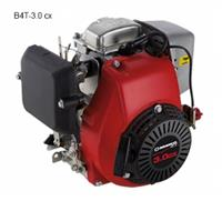 Motor B4T-3.0 cx - Para compactador - Branco - Gasolina - Partida manual