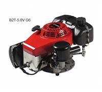 Motor B2T-5.0V G6 - Branco - Gasolina - Partida manual