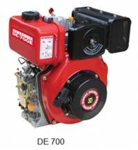 Motor Kawashima DE 700 7,0 HP - Diesel/Manual ou Part. elétrica com e sem filtro de ar a óleo