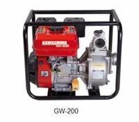 Motobomba Kawashima GW 200/ GW200-C/ GW200-H - 7 HP - Gasolina/Autoescorvante