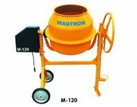 Betoneiras M-120 litros - elétrica