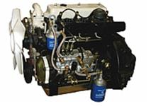 Motor Buffalo BFDE 385 27CV - Diesel/Refrigerado a água 3 cilindros