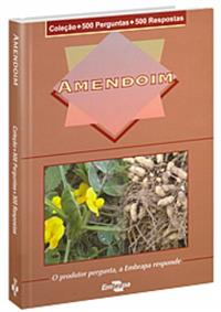 Livro Coleção 500 Perguntas 500 Respostas: Amendoim, 1ª Edição