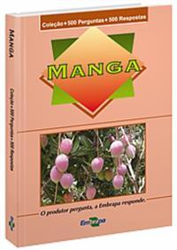 Livro Coleção 500 Perguntas 500 Respostas: Manga, 1ª Edição