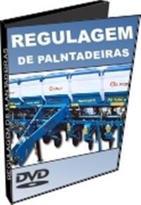 Regulagem de Plantadeiras - DVD