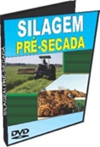 Silagem Pré-Secada - DVD