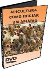 Apicultura - Como Iniciar um Apiário - DVD