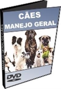 Manejo Geral de Cães - DVD