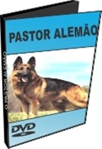 O Pastor Alemão - DVD