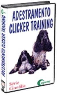 Adestramento Clicker Training - DVD