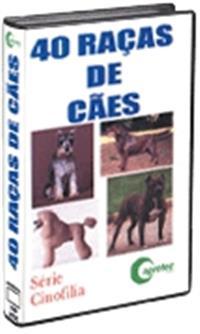 40 Raças de Cães - DVD