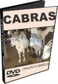 Cabras - Criação e Manejo - DVD