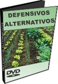 Defensivos Alternativos - Como Fazer e Aplicar - DVD
