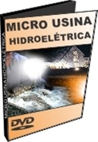 Micro Usina Hidroelétrica - DVD