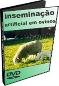Inseminação Artificial em Ovinos - DVD