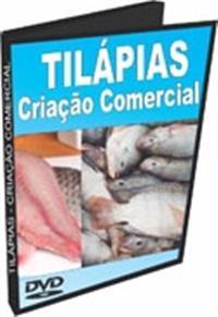Tilápias - Criação e Manejo - DVD