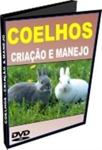 Coelhos - Criação e Manejo - DVD