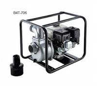 Motobomba B4T-706 - Branco - Autoescorvante - Gasolina - Partida manual/elétrica