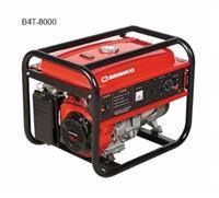 Gerador - B4T-8000 E - Branco - Gasolina - Partida manual/elétrica - 110V/220V