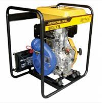 Motobomba Buffalo BFDE Ferro fundido - centrífuga - Part. elétrica - Diesel