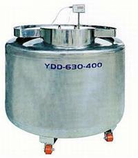 Banco de sêmen Cryofarm YDD-630-400