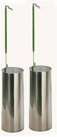Caneca em alumínio para botijão YDS3-30-125 / YDS-35-125