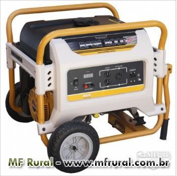 Motogerador Buffalo BFGE 8000 Master - Gasolina - Part. Elétrica